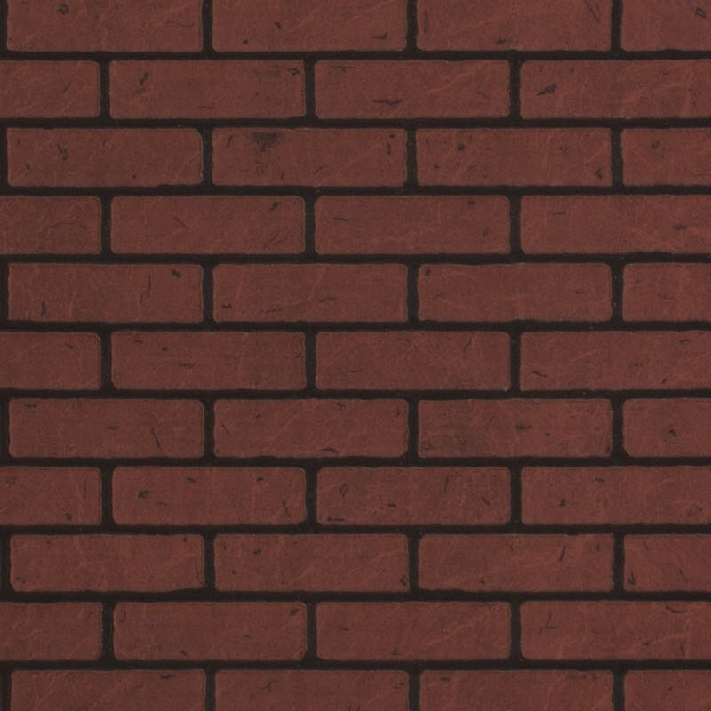 41245 Burned Red Brick – 1