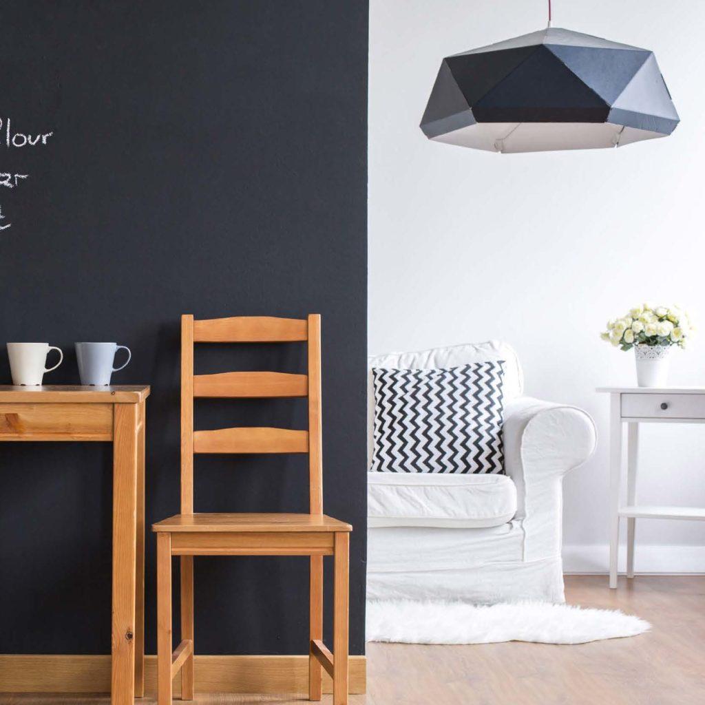 52371 Black Chalkboard